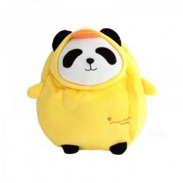 Sac à dos panda jaune