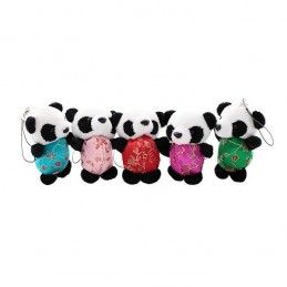 Porte clé peluche panda