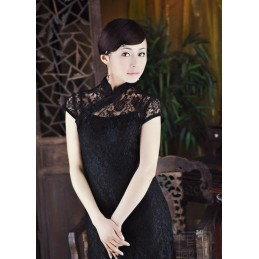 Robe chinoise romance