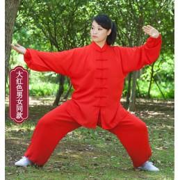 Vêtement Taiji ou Gongfu...
