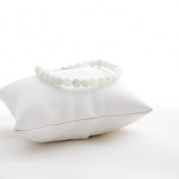 Mini bracelet boule en jade...
