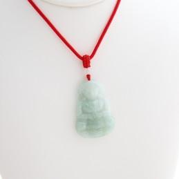 Pendentif jade béni vert...