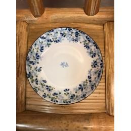Assiette porcelaine Japonaise