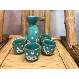 Kit porcelaine pour Saki...