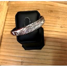 Bracelet Chinois argent Dragon