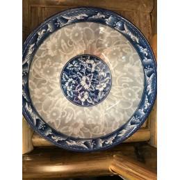 Bol grand porcelaine Chinois1