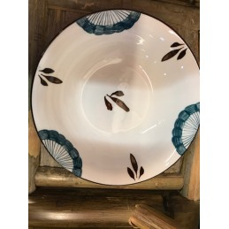 Bol grand porcelaine Chinois 2